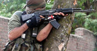 जम्मू-कश्मीर में सेना सर्जिकल स्ट्राइक