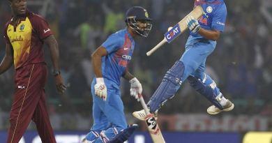 दिवाली से एक दिन पहले ही टीम इंडिया ने देश को दिवाली का गिफ्ट दे दिया। नवाबों के शहर लखनऊ में खेले गए दूसरे टी-20 में भारतीय टीम ने वेस्टइंडीज को 71 रन से हरा दिया।