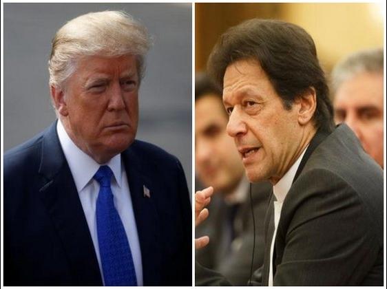डोनाल्ड ट्रंप ने पाकिस्तान को लाखों डॉलर की सैन्य सहायता रोकने के अपने प्रशासन के फैसले का समर्थन करते हुए ट्वीट किया।