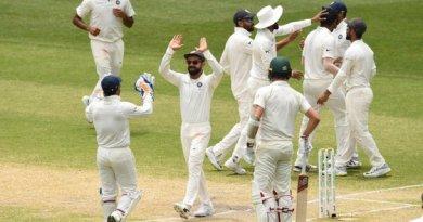 भारत-ऑस्ट्रेलिया के बीच चार मैचों की टेस्ट सीरीज़ के पहले टेस्ट मैच में भारत ने ऑस्ट्रेलिया को 31 रनों से हराकर इतिहास रच दिया है।