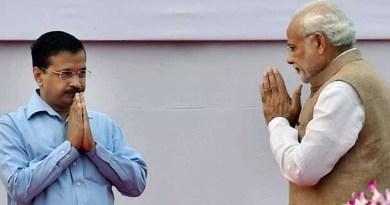 पांच राज्यों के चुनाव नतीजों में बीजेपी के खराब प्रदर्शन पर दिल्ली के सीएम अरविंद केजरीवाल ने पीएम मोदी पर तंज कसा है।