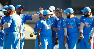 न्यूजीलैंड के खिलाफ टीम इंडिया वनडे सीरीज जीती