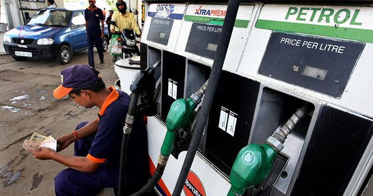 देश में पांवे दिन बढ़े पेट्रोल डीजल के दाम