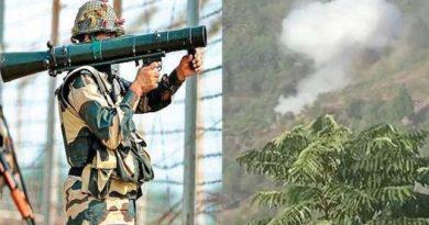 पाकिस्तान ने किया सीजफायर का उल्लंघन