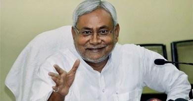 बिहार के मुख्यमंत्री नीतीश कुमार