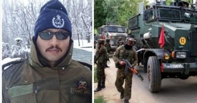 जम्मू-कश्मीर में आतंकियों से मुठभेड़ में डीएसपी और जवान शहीद