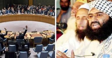 अगर मसूद अजहर के ग्लोबल टेररिस्ट घोषित करने का प्रस्ताव सर्व सम्मति से UNSC में पास हो जाता है तो सबसे पहले उसके सारे अकाउंट तुरंत सीज कर दिए जाएंगे।
