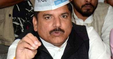 आम आदमी पार्टी के राज्यसभा सांसद संजय सिंह ने पीएम मोदी को लेकर विवादित बयान दिया है।