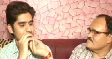 कनिष्क कटियार ने UPSC किया टॉप