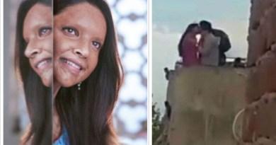 दीपिका पादुकोण की आने वाली फिल्म 'छपाक' का दो और वीडियो तेजी से वारयल हो रहा है।