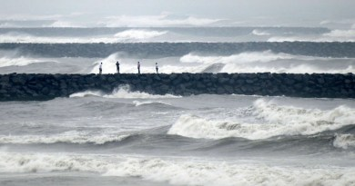 बंगाली की खाड़ी से उठा चक्रवाती तूफान 'फेनी' तटीय इलाकों में भारी तबाही मचा सकता है।
