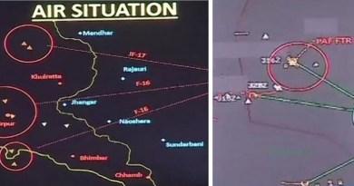 इंडियन एयरफोर्स ने अमेरिकी मैग्जीन में छपी उस रिपोर्ट को खारिज किया है जिसमें कहा गया था कि पाकिस्तान ने 27 फरवरी को F-16 विमान को उतारा ही नहीं था जिसे भारत ने मार गिराने का दावा किया है।