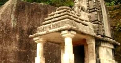 भगवान शिव का मंदिर