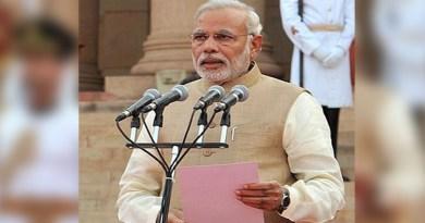 नरेंद्र मोदी लेंगे पीएम पद की शपथ