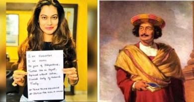 अभिनेत्री पायल रोहतगी ने सती प्रथा को लेकर बड़ी बात कही है। साथ ही राजा राममोहन राय पर भी विवादित टिप्पणी की है।