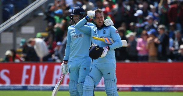 इंग्लैंड ने बांगलादेश को हराया