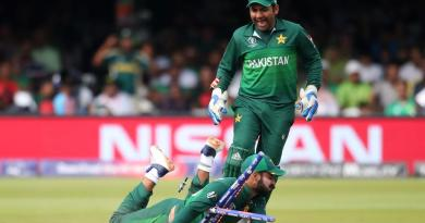 वर्ल्ड कप से पाकिस्तान बाहर