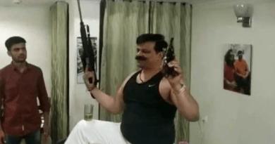 बीजेपी विधायक प्रणव चैंपिन के खिलाफ कार्रवाई