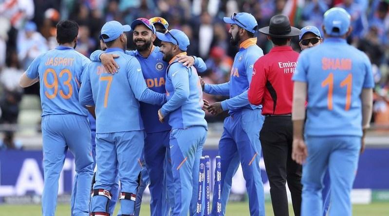2019 क्रिकेट विश्व कप का पहला सेमीफाइनल मुकाबला भारत और न्यूजीलैंड के बीच आज ओल्ड ट्रैफर्ड में खेला जाएगा।