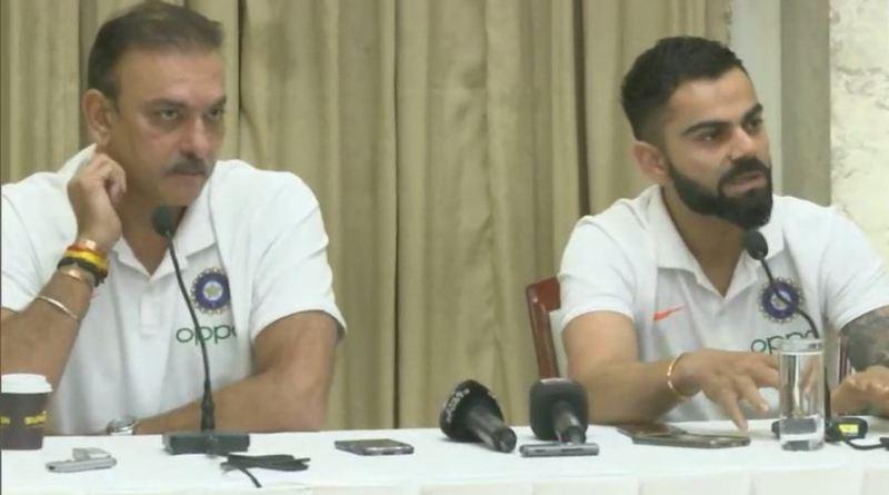 टीम इंडिया को वर्ल्ड में कामयाबी नहीं मिलने बाद से लगातार आ रही कप्तान विराट कोहली और उपकप्तान रोहित शर्मा के बीच मतभेद की खबरों पर रविवार को विराम लग गया।