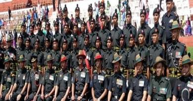 उत्तराखंड के 104 युवा सेना में हुए शामिल