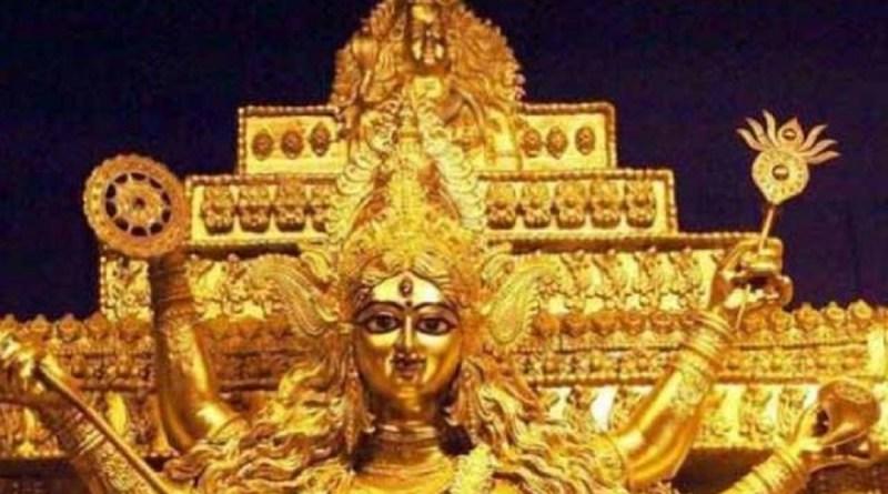 दुर्गा पूजा की तैयारी