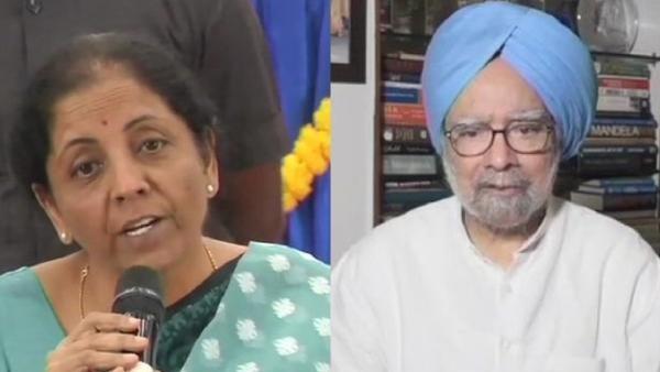 अर्थव्यवस्था की धीमी रफ्तार पर मनमोहन सिंह ने मोदी सरकार से पूछे कई सवाल