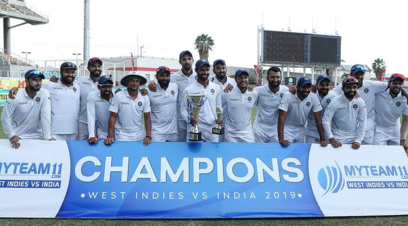 जमैका में खेले गए दूसरे टेस्ट मैच में भारत ने वेस्टइंडीज को 257 रनों से हरा दिया है।