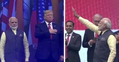 टेक्सस के ह्यूस्टन में पीएम मोदी का मेगा शो हुआ तो दुनिया देखती रह गई। अमेरिका में ये हिंदुस्तानियों के बीच किसी भी प्रधानमंत्री का अब तक का सबसे लोकप्रिय शो था। पूरा नजारा देखते ही बन रहा है।