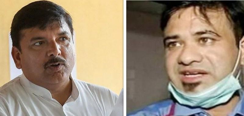 कफील खान को क्लीन चिट मिलने के बाद AAP के राज्यसभा सांसद संजय सिंह ने ट्वीट कर कई वरिष्ठ पत्रकारों पर सवाल उठाए हैं।