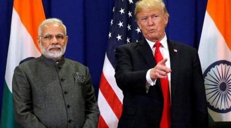 अमेरिका के राष्ट्रपति डोनाल्ड ट्रंप ने कश्मीर मुद्दे पर एक बार फिर मध्यस्था का राग छेड़ा है।