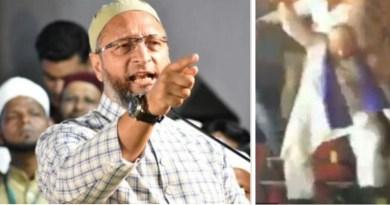 ऑल इंडिया मजलिस-ए-इत्तेहादुल मुस्लिमीन (AIMIM) के प्रमुख असदुद्दीन ओवैसी को अपने तीखे बयानों के लिए जाना जाता है। हर मुद्दे पर मुखर होकर वो अपनी बात सबके सामने रखते हैं।