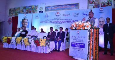 उत्तराखंड के स्कूलों में आज से वर्चुअल क्लास शुरू हो गई है।