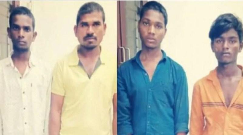 हैदराबाद में महिला डॉक्टर से गैंगरेप और हत्या के सभी चारों आरोपी पुलिस एनकाउंटर में मार दिए गए हैं।