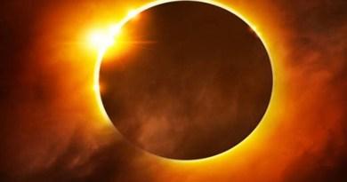 2019 का अंतिम सूर्य ग्रहण 26 दिसंबर को लगेगा। भारतीय समयानुसार ग्रहण सुबह 8 बजकर 17 मिनट पर लगेगा। 10 बजकर 57 मिनट पर ग्रहण खत्म हो जाएगा।