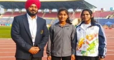 उत्तराखंड के पौड़ी की रहने वाली अंकिता ध्यानी ने असम के गुवाहाटी में आयोजित खेलो इंडिया यूथ गेम्स- 2020 में उड़न परी साबित हुई हैं।