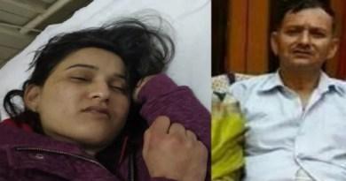 उत्तराखंड के हल्द्वानी के बनभूलपुरा थाना इलाके में विवाहित बेटी ज्योति ने अपने पिता सूर सिंह नेगी का गला दबाकर मौत के घाट उतार दिया है।