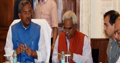 मुख्यमंत्री त्रिवेंद्र सिंह रावत की अध्यक्षता में गुरुवार को कैबिनेट की बैठक हुई। इस बैठक में कई अहम फैसले लिए गए। बैठक में 14 प्रस्ताव आए। इनमें से 13 प्रस्तावों को मंजूरी दी गई।