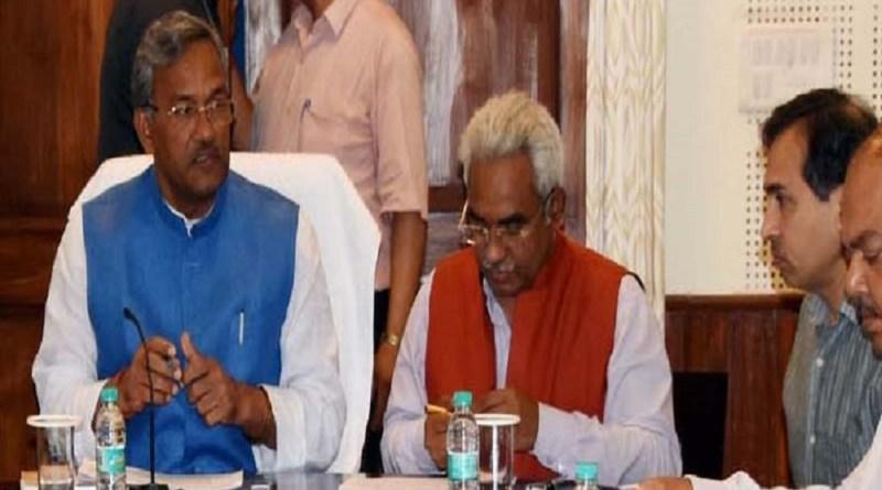 त्रिवेंद्र सिंह रावत कैबिनेट की बैठक हुई। इस बैठक में 13 प्रस्तावओं में से 10 प्रस्ताव को मंजूरी दी गई। बाकी तीन प्रस्तवों पर अगली बैठक में चर्चा होगी।