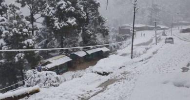 उत्तराखंड के कई इलाकों में शनिवार और रविवार को मौसम करवट ले सकता है। बारिश और बर्फबारी के साथ ही बिजली गिरने का अलर्ट है।