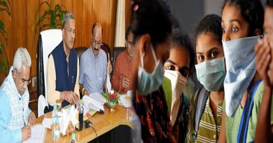 कोरोना वायरस के बढ़ते प्रकोप से पूरा देश दहशत है। उत्तराखंड समेत देश की सभी सरकारों ने इस जानलेवा बीमारी के खिलाफ जंग छेड़ रखा है।