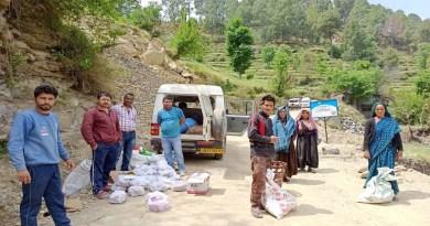 उत्तराखंड समेत पूरे देश में कोरोना वायरस से बचाव लिए लॉकडाउन जारी है। 21 दिनों के लॉकडाउन को संक्रमण के बढ़ते मामलों के चलते 3 मई तक बढ़ाया दिया गया।
