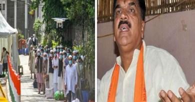 पूरे देश में निजामुद्दीन मरकज में शामिल हुए तब्लीगि जमात में शामिल हुए लोगों की वजह से करोना संक्रमण के मामले तेजी से बढ़े हैं।