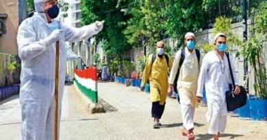 देश में कोरोना संक्रमण के गहराते संकट को निजामुद्दीन के मरकज में शामिल हुए जमातियों ने और गहरा दिया है।