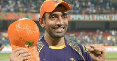 महेंद्र सिंह धोनी की कप्तानी में 2007 में टी-20 विश्व कप का पहला संस्करण जीतने वाली भारतीय टीम के सदस्य रॉबिन उथप्पा ने बताया है कि वह यह टूर्नामेंट जीतने के बाद तीन दिन तक सो नहीं पाए थे।