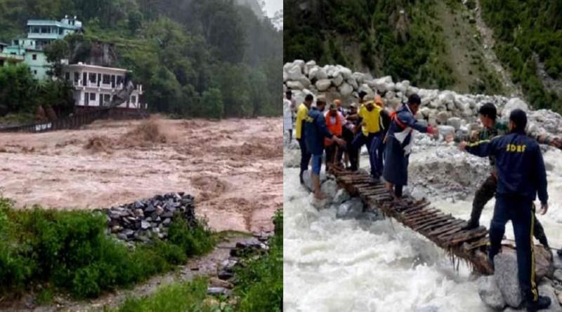 उत्तराखंड में मानसून की दस्तक के साथ ही कई जिलों में बारिश शुरू हो गई है। बारिश के साथ मुश्कले बढ़ सकती हैं।