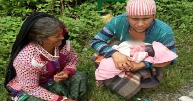 उत्तराखंड: गर्भवती महिला ने सड़क पर दिया बच्चे को जन्म, प्रशासन पर लगे गंभीर आरोप