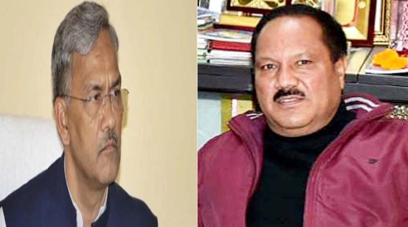 उत्तराखंड में कोरोना का कहर! मुख्यमंत्री के OSD गोपाल सिंह रावत का निधन, CM ने जताया दुख