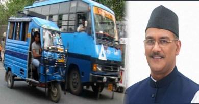 त्रिवेंद्र सरकार का एक और बड़ा फैसला, अब क्षमता अनुसार बस-विक्रम में बैठ सकेंगी सवारियां, नहीं होगी कार्रवाई!