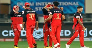 IPL 2020: सनराइजर्स हैदराबाद पर भारी पड़ी 'विराट सेना', 10 रनों से जीता मैच